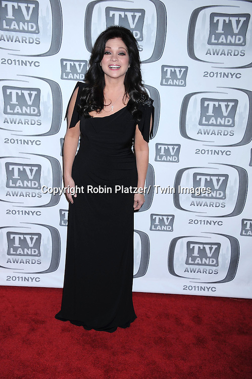 Valerie Bertinelli attending The TV Land Awards 2011 .on April 10, 2011 at the Jacob Javits Center in New York City.