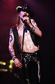 W. Axl Rose Lead Singer of Guns n Roses Live 1986-1988.Photo Credit: Eddie Malluk/Atlas Icons.com
