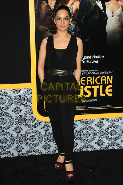 NEW YORK, NY - DECEMBER 8: Archie Panjabi at the New York Premiere of &quot;American Hustle&quot; at the Ziegfeld Theatre on December 8, 2013 in New York City, NY., USA.<br /> CAP/LNC/TOM<br /> &copy;LNC/Capital Pictures