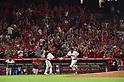 MLB: Shohei Ohtani hits homerun: Los Angeles Angels vs Colorado Rockies