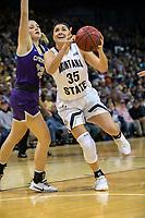 2019 MSU LadyBobcats vs Carroll College LadySaints(basketball)
