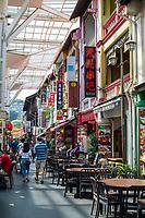 Singapore, Chinatown Food Street.