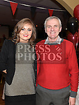 Maria and Pat Reid pictured at the Mattock Rangers Awards night in The Grove House Dunleer. Photo:Colin Bell/pressphotos.ie