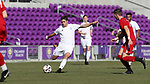 Orlando, Florida - Wednesday January 17, 2018: Diego Campos. Match Day 3 of the 2018 adidas MLS Player Combine was held Orlando City Stadium.