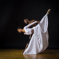 Dancers: Fana Tesfagiorgis & Edgar Peterson
