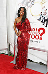 Tasha Smith stars in this movie and attends the premiere of Tyler Perry's Why Did I Get Married Too? on March 22, 2010 at the School Of Visual Ats Theater, New York City, NY. (Photos by Sue Coflin/Max Photos)