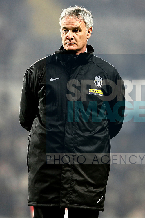 Claudio Ranieri manager of Juventus