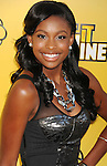 LOS ANGELES, CA - JUNE 05: Coco Jones attends Disney's 'Let It Shine' Premiere held at The Directors Guild Of America on June 5, 2012 in Los Angeles, California.