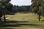 PORTUGAL - Hole 10. Quinta do Conde- Golfbaan Quinta do Peru Golf & Country Club. COPYRIGHT KOEN SUYK