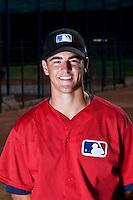 Baseball - MLB European Academy - Tirrenia (Italy) - 20/08/2009 - Danny Arribas (Netherlands)