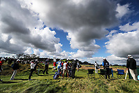 General view. McKayson NZ Women's Golf Open, Round Three, Windross Farm Golf Course, Manukau, Auckland, New Zealand, Saturday 30 September 2017.  Photo: Simon Watts/www.bwmedia.co.nz