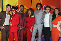 LOS ANGELES - AUG 8:  Joel Kim Booster, Poppy Liu, Kal Penn, Diana-Maria Riva, Samba Schutte, Moses Storm, Kiran Deol at the NBC TCA Summer 2019 Press Tour at the Beverly Hilton Hotel on August 8, 2019 in Beverly Hills, CA