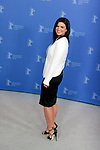 "Actress GINA CARANO poses for photographers at the photocall for the film ""Haywire"" during the 62nd Berlin International Film Festival Berlinale."