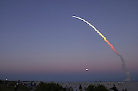 2001 Space Shuttle Atlantis Launch