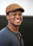 J. Quinton Johnson during the Broadway Center Stage Rehearsal for 'In The Heights' on March 13, 2018 at Baryshnikov Arts Center in New York City.