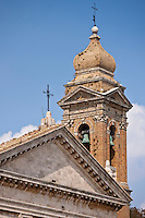 14th Century Church of Saint Egidio Abate Montalcino in Val D'Orcia, Tuscany, Italy