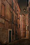 Via Dei Pollacchi in Rome Italy