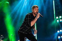 NASHVILLE, TENNESSEE - JUNE 08: Brett Young performs onstage during day 3 of the 2019 CMA Music Festival on June 8, 2019 in Nashville, Tennessee. <br /> CAP/MPI/IS/AW<br /> ©MPIIS/AW/Capital Pictures