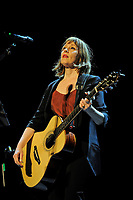 LONDON, ENGLAND - SEPTEMBER 28: Suzanne Vega performing at The Palladium on September 28, 2017 in London, England.<br /> CAP/MAR<br /> &copy;MAR/Capital Pictures /MediaPunch ***NORTH AND SOUTH AMERICAS ONLY***