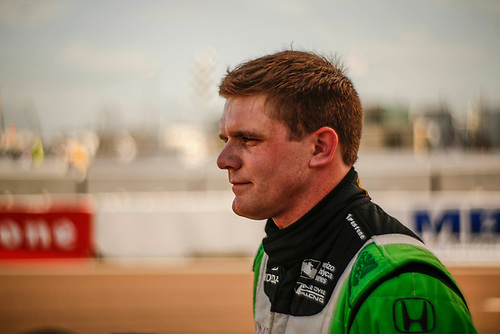 11-13 March, 2016, St Petersburg, Florida USA<br /> 18 Conor Daly<br /> ©2016, Michael L. Levitt<br /> LAT Photo USA