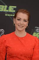 "Alyson Hannigan<br /> at the ""Kim Possible"" Premiere, TV Academy, North Hollywood, CA 02-12-19<br /> David Edwards/DailyCeleb.com 818-249-4998"