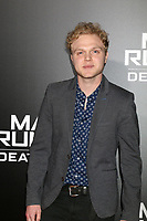 "LOS ANGELES - JAN 18:  Joe Adler at the ""Maze Runner: The Death Cure"" Fan Screening at AMC 15 on January 18, 2018 in Century City, CA"