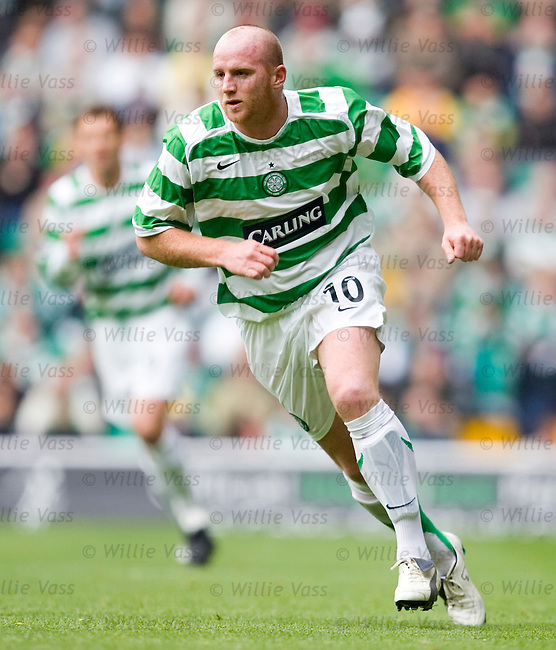John Hartson, Celtic.stock season 2005-2006.pic willie vass