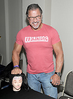 NEW YORK, NY - NOVEMBER 4: Al Snow attends the Big Event NY at LaGuardia Plaza Hotel on November 4, 2017 in Queens, New York.  Credit: George Napolitano/MediaPunch /NortePhoto.com