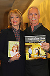 "Days of Our Lives' Deidre Hall celebrates her new book ""Deidre Hall's Kitchen Closeup"" - fast, frugal, fabulous food secrets and signs the new ""Days of our Lives 45 Years"" - Deidre poses with Greg Meng (Days Production Manager) and author of this book and held a discussion, Q&A and signing on December 7, 2010 at Barnes and Noble Lincoln Triangle, New York City, New York. (Photo by Sue Coflin/Max Photos)"