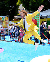 TJ Miller at the world premiere for &quot;The Emoji Movie&quot; at the Regency Village Theatre, Westwood. Los Angeles, USA 23 July  2017<br /> Picture: Paul Smith/Featureflash/SilverHub 0208 004 5359 sales@silverhubmedia.com