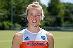 AMSTELVEEN - IREEN VAN DEN ASSEM , Nederlands team dames op weg naar de HWL. COPYRIGHT KOEN SUYK