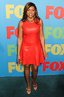 NEW YORK CITY, NY, USA - MAY 12: Taraji P. Henson at the FOX 2014 Programming Presentation held at the FOX Fanfront on May 12, 2014 in New York City, New York, United States. (Photo by Celebrity Monitor)
