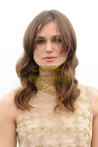 LONDON, ENGLAND - JULY 2: Keira Knightley attends Begin Again photocall at the Picturehouse Cinemas Head Office on July 2, 2014 in London, England<br /> CAP/BEL<br /> &copy;Tom Belcher/Capital Pictures