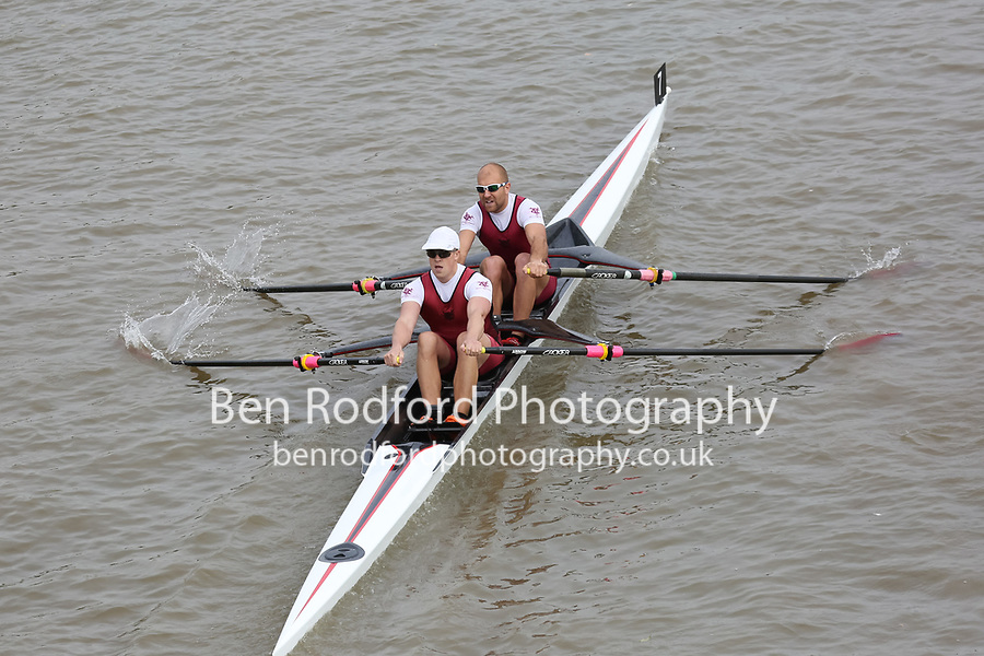 Crew: 7   VRC-BOND    Vesta Rowing Club    Op 2x Champ <br /> <br /> Pairs Head 2017<br /> <br /> To purchase this photo, or to see pricing information for Prints and Downloads, click the blue 'Add to Cart' button at the top-right of the page.