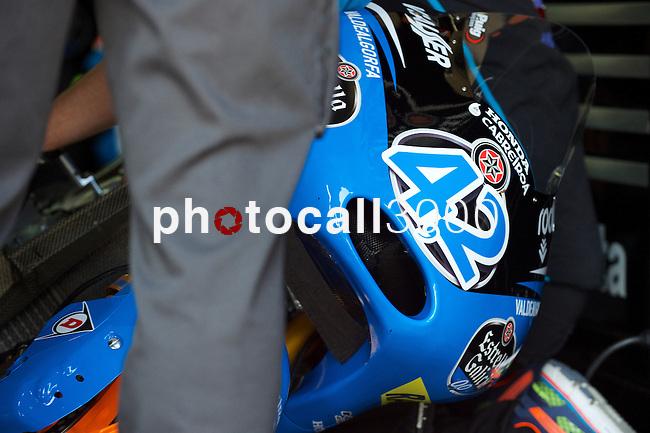 Gran Premio Movistar de Aragón<br /> during the moto world championship in Motorland Circuit, Aragón<br /> alex rins<br /> PHOTOCALL3000