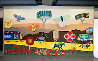 151221 Westpac Stadium Murals
