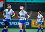 AMSTELVEEN -  Tess Zweers. finale Kampong MB1-Amsterdam MB1. AMSTERDAM MB1 wint de titel Meisjes B. finales A en B jeugd  Nederlands Kampioenschap.  COPYRIGHT KOEN SUYK