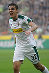 04.11.2018, Borussia Park , Moenchengladbach, GER, 1. FBL,  Borussia Moenchengladbach vs. Fortuna Duesseldorf,<br />  <br /> DFL regulations prohibit any use of photographs as image sequences and/or quasi-video<br /> <br /> im Bild / picture shows: <br /> Florian Neuhaus (Gladbach #32), reklamiert foul <br /> <br /> Foto &copy; nordphoto / Meuter