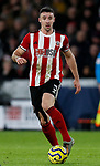 Enda Stevens of Sheffield United during the Premier League match at Bramall Lane, Sheffield. Picture date: 10th January 2020. Picture credit should read: James Wilson/Sportimage