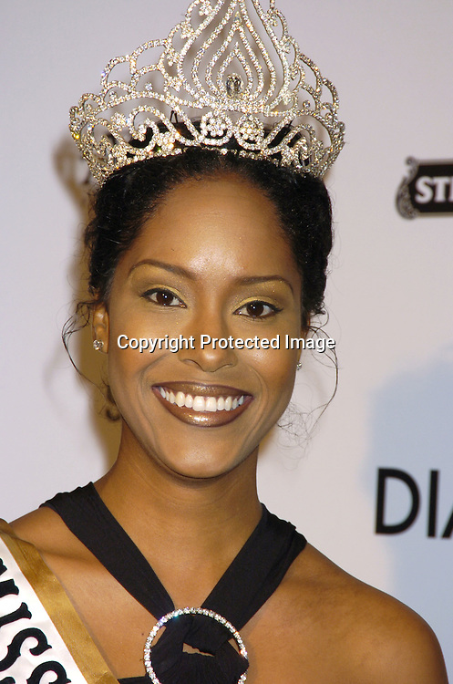 "Miss Bahamas ..at The New York Premiere of ""After The Sunset"" on ..November 9, 2004 at The Ziegfeld Theatre.  The screening benefitted The New York City Office to Combat Domestic ..Violence in cooperation with the Kings County District Attorney's Office.                                                                Photo by Robin Platzer, Twin Images"