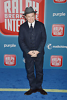 HOLLYWOOD, CA - NOVEMBER 05: John C. Reily attends the Premiere Of Disney's 'Ralph Breaks The Internet' at the El Capitan Theatre on November 5, 2018 in Los Angeles, California.<br /> CAP/ROT/TM<br /> &copy;TM/ROT/Capital Pictures