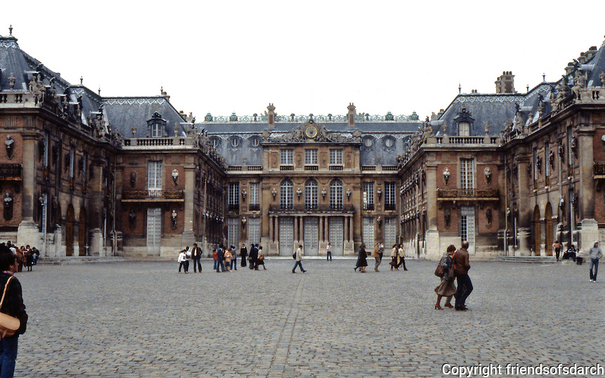 Versailles: The Royal Court.
