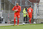 nph00001:  nph0001:  17.05.2020 --- Fussball --- Saison 2019 2020 --- 2. Fussball - Bundesliga --- 26. Spieltag: FC Sankt Pauli - 1. FC Nürnberg --- --- DFL regulations prohibit any use of photographs as image sequences and/or quasi-video - Only for editorial use ! --- <br /> <br /> Felix Dornebusch (21, 1. FC Nürnberg ) Christian Mathenia (26, 1. FC Nürnberg ) <br /> <br /> Foto: Daniel Marr/Zink/Pool//via Kokenge/nordphoto