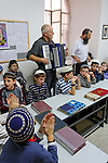 Judea, Hebron Mountain. Talmud Torah at Beth Hadassah in Hebron