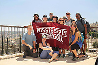 A group of Mississippi State University students, faculty members and Starkville High School teachers are in Jerusalem as part of an overseas study trip funded by a Fulbright-Hays grant from the U.S. Department of Education. The group will soon leave Jerusalem and explore other parts of Israel before spending two weeks in Jordan.