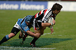 Ben Meyer. Air NZ Cup week 4 game between the Counties Manukau Steelers and Northland played at Mt Smart Stadium on the 19th of August 2006. Northland won 21 - 17.