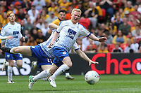 David Perkins of Tranmere Rovers in action during Newport County vs Tranmere Rovers, Sky Bet EFL League 2 Play-Off Final Football at Wembley Stadium on 25th May 2019