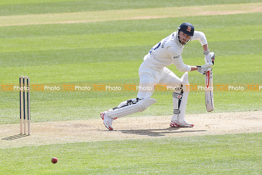 Jaik Mickleburgh in batting action for Essex - Essex CCC vs Derbyshire CCC - LV County Championship Division Two Cricket at the Essex County Ground, Chelmsford - 14/04/14 - MANDATORY CREDIT: Gavin Ellis/TGSPHOTO - Self billing applies where appropriate - 0845 094 6026 - contact@tgsphoto.co.uk - NO UNPAID USE