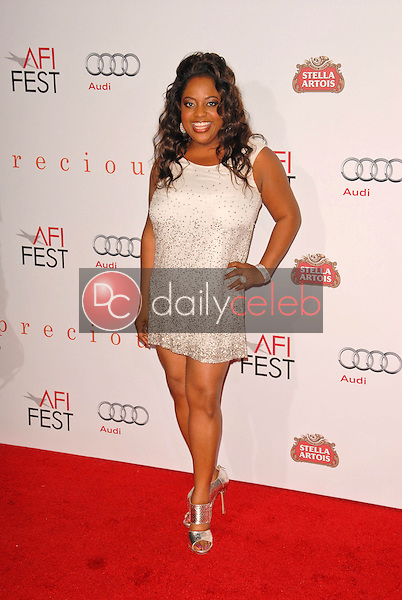 Sherri Shepherd<br /> at the AFI Fest Premiere of 'Precious,' Chinese Theater, Hollywood, CA. 11-01-09<br /> David Edwards/DailyCeleb.Com 818-249-4998
