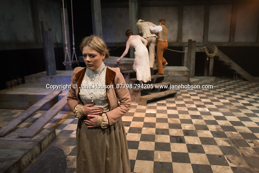 The Notebook of Tregorin, Mountview, Cockpit Theatre, London